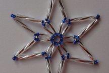 Korálkové hvězdičky