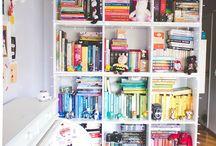 Livros/estantes