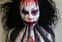 Make up de terror