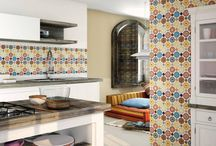 Fun and Funky Tiles / Tiles that make a statement!