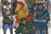 Samurai army