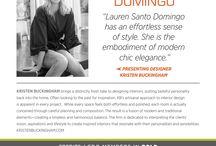 Kristen Buckingham - KB Design - Lauren Santo Domingo