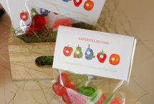 Hungry catapillar party