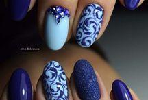 Porcelain nails