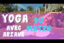 yoga avec Ariane