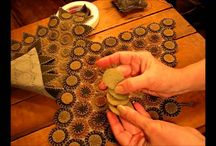 A Penny For Your Thoughts / Antique Penny Rugs and the Like!