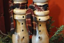 Holiday crafts / by Shelly Morris