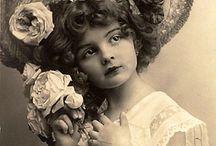 Vintage Images & Portraits