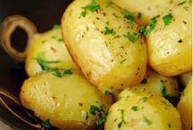 Cartofi / Preparate din si cu cartofi