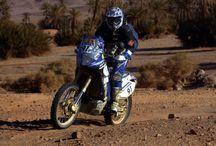 Rêve d adolescent passionné / Aventure Dakar 2006