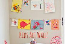 Kunst von Kindern