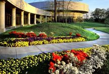 Tour the Presidential Library / The Museum of the Jimmy Carter Library provides a unique experience for the visitor. Through immersive exhibitions of objects, documents, and photographs, videos, and beautiful gifts from world leaders, visitors can get a close-up view of the modern American Presidency.   The Presidential Library is nestled between two lakes on 30 acres of park land and provides a tranquil setting with a view of the Atlanta skyline.