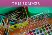 Crafts and Homeschool funness