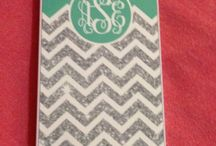 Monogramming Obsession   / by Brooke Mason