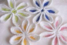 Crochet Flowers / by Cynthia Winter