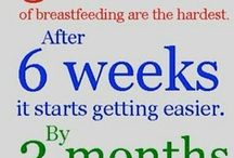 Breastfeeding / by Jessica Buell