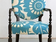 Upolstered Antquie Chairs