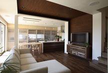 igawa-arch/Modern Ibaraki-style house