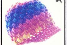 Crochet: hats & headbands / by Tami Palmer