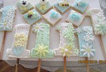 pasta ve kurabiyeler