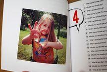 Birthday Questions / by Rebekah Hurwitz