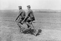 German power equipment First World War