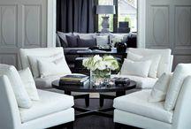 Interior / Luxury living space