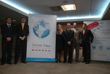 Press Conference: Camara de Comercio de Lima (2011) / by Stocker Group