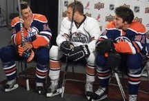 OILERS / My love for the Oilers  / by Robin Gallagher