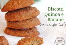 ricette fibromialgia: dolci e biscotti / gluten free
