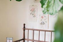 design board: botanical nursery / by B DeOrnellas