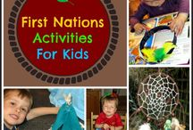 First Nations / First Nations