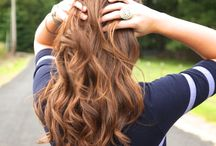 Hair and style / Ideas to style hair / by Candace Towner