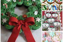 Christmas food / by Kellie Hebert Knaffle