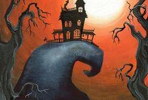 Halloween posters
