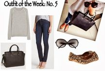 Outfit of the Week / by The Simply Luxurious Life