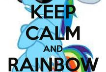 RAINBOW DASH!!!!! / by Mattie Kat