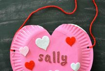 Valentine's Day Crafts and More
