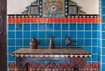 Kuchnia mozaika