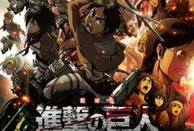 Shingeki no kyoujin (attack of titans)
