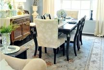 Dining room ideas / by Ashley Anderson