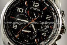 OROLOGIO CITIZEN AT9030-55F / Gioielleria Minotto Silvano presenta il nuovo orologio Citizen Promaster Ecodrive in acciaio Radiocontrollato AT9030-55F. Un vero concentrato di Tecnologia al vostro polso!