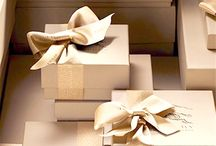 Packaging, labels & gift wraping
