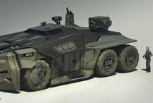 Concepts - Vehicles