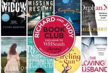 Richard and Judy Autumn Book Club 2016 / The Richard and Judy Book Club is back for Autumn 2016 and our favourite book-loving couple have chosen eight fantastic titles to cosy up with as the nights get longer and our jumpers get thicker. As always, we'll have preview chapters, exclusive interviews, podcasts and bonus content from the authors for you to get stuck into, as well as book club questions for you to bring along to your reading group or to join in online.