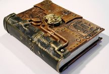 Steampunk / amazing steampunk journals