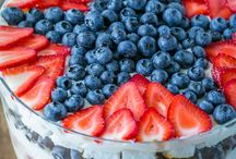 trifle desserts / Brenda Neeley