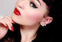Makeup,Hair & Nails / by Isa Layton