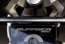 Honda Burasca 1200 / Honda Burasca 1200 by Aldo Drudi