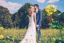 Emily and Stephen's wedding